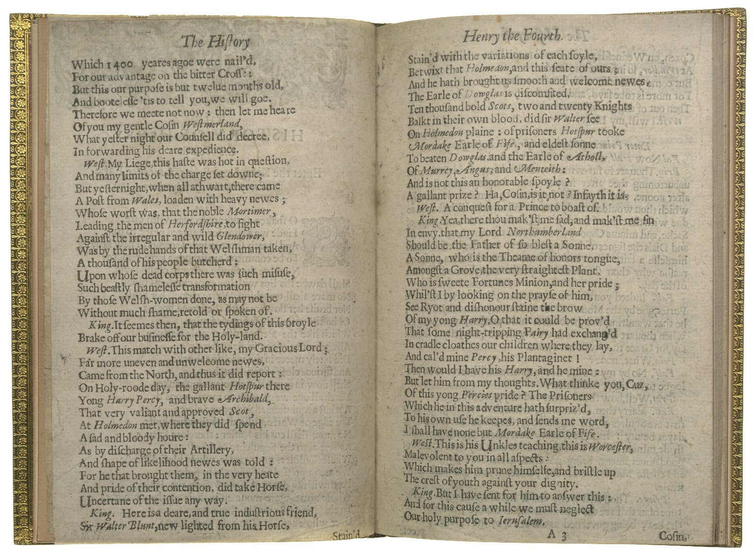 Henry IV, 1639, ff.2v-3r