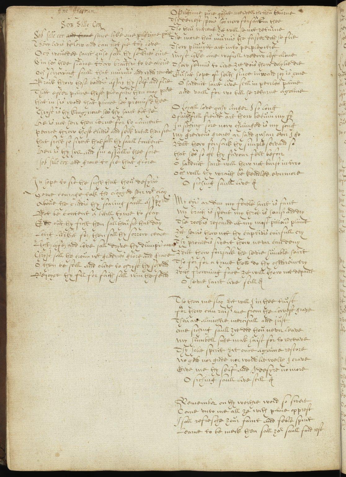 Bruce Manuscript, f.170v