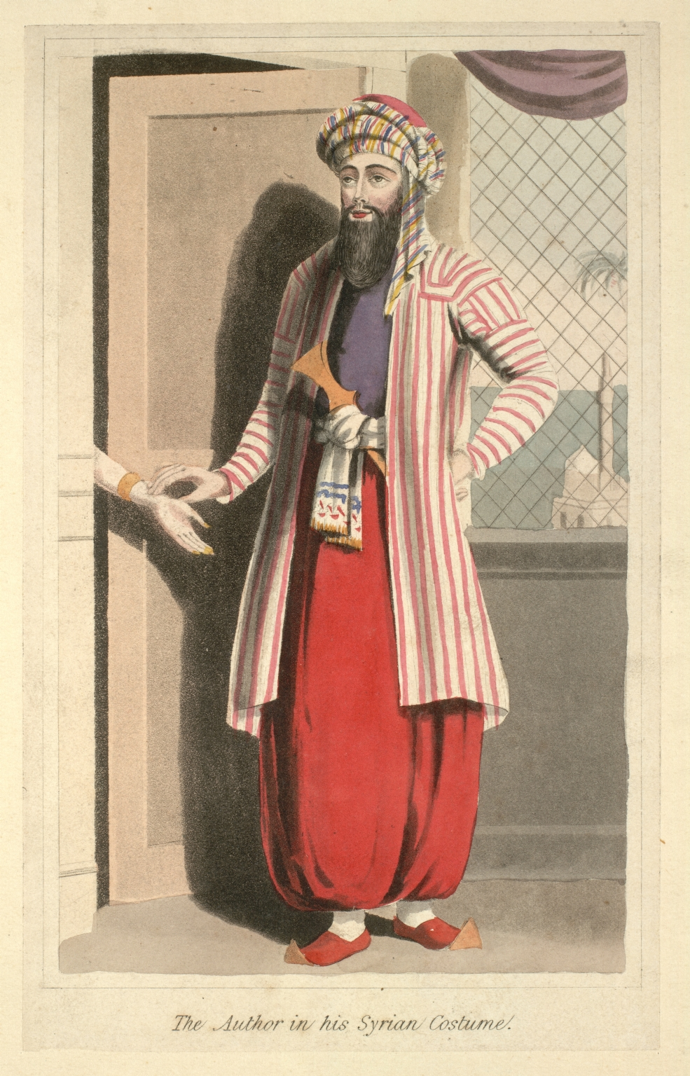 Madden, Richard Robert, 1798-1886
