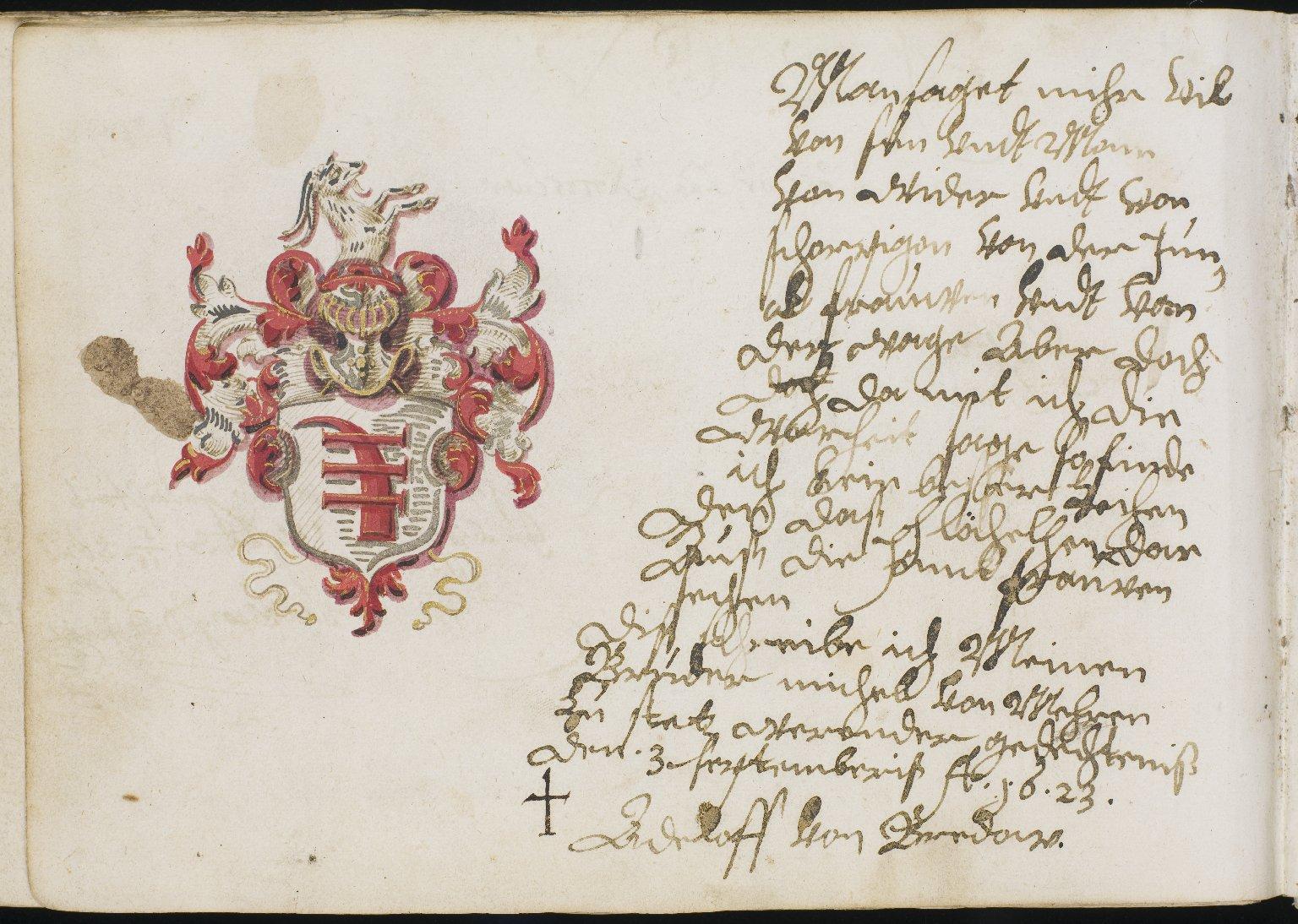 Album Amicorum, f.189v