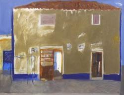 Ochre House, near Mafra