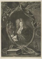 Georg Andreas Agricola (1672-1738), German physician and botanist at Ratisbon