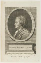 Hermann Boerhaaxe (1668-1738), Professor of Medicine and Rector of Leiden University