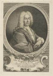 Johann Heinrich Burckhard (1676-1738), Physician, botanist and antiquarian at Luneburg