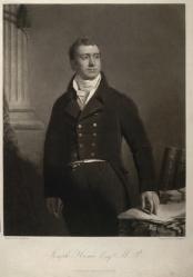 Joseph Hume (1777-1855), MRCS Edin., MP, FRS. Surgeon to the East India Company
