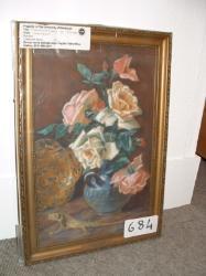 Unknown (vase of flowers)