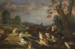 The Boar Hunt