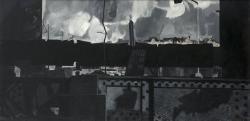 Monochrome Cityscape